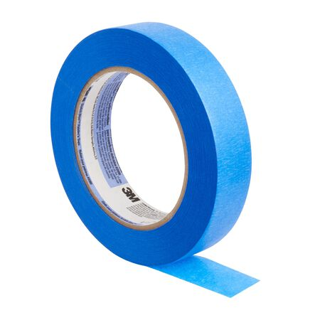 ScotchBlue 0.94 in. W x 60 yd. L Blue Medium Strength Original Painter's Tape 1 pk