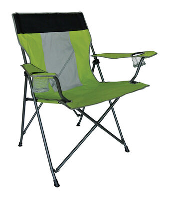 HGT Tension Seat Hi-Back Folding Chair Assorted