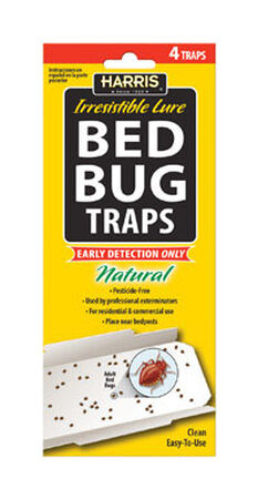Harris Glue Trap Bed Bug Traps