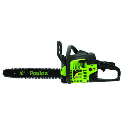 Poulan Gas Chainsaw 16 in. L