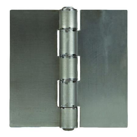 Ace Steel Weldable Door Hinge 3-1/2 in. L 1 pk