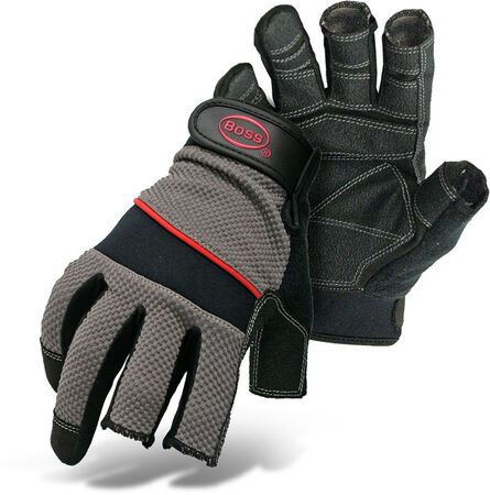 Glove Utility Carpenter Open T