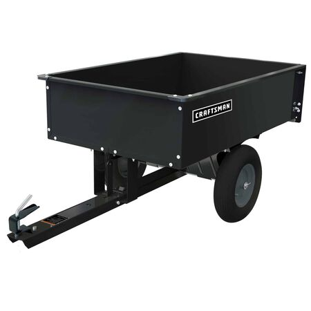 Craftsman Steel Dump Cart 12 cu. ft.