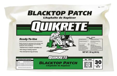 Quikrete 50 lb. Commercial Grade Blacktop Patch