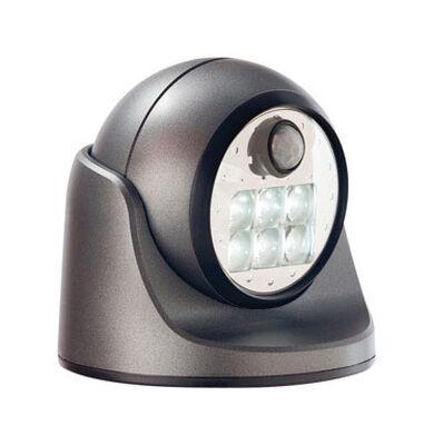 Fulcrum LIGHT IT Charcoal LED Outdoor Sensor Light