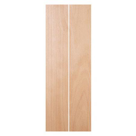 """Lauan Bifold Door 36"""" x 80"""""""