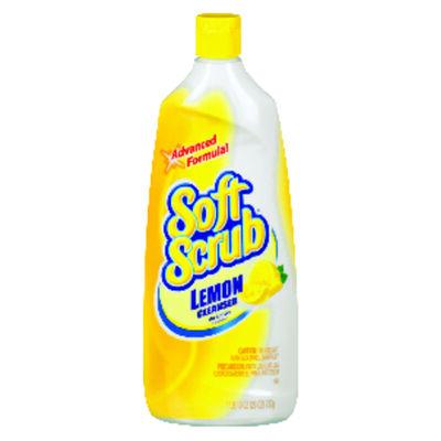 Soft Scrub Lemon Scent Liquid Cleaner 26 oz.