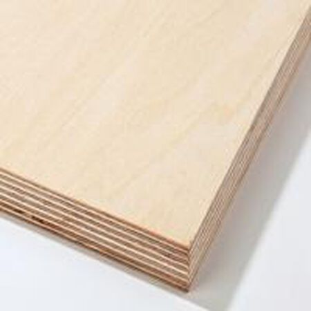 Plywood C2 Birch 4' x 8' x 3/4""