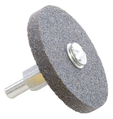 Forney 2 in. Dia. x 1/4 in. Aluminum Oxide 60 Grit Mounted Grinding Wheel