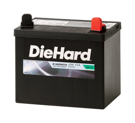 DieHard Lawn and Garden Battery 230 amps