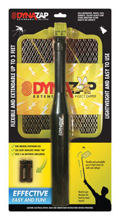 Dynazap Black / Yellow Insect Zapper