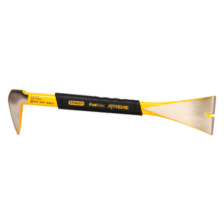 Stanley 10 in. L Pry Bar - Nail Puller