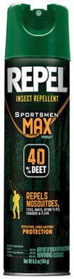 Repel Sportsmen Max DEET 40% Insect Repellent 6.5 oz.