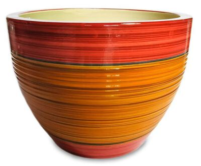 """Dijon Egg Pot - 16.5"""""""