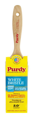 Purdy Sprig 2 in. W Flat Chinex Trim Paint Brush