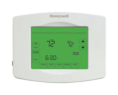 Honeywell 5 in. H x 6-7/16 in. W Wi-Fi Digital Programmable Thermostat