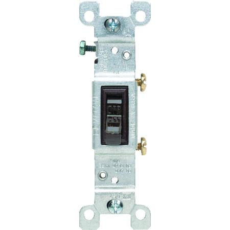 Leviton 15 amps Toggle Switch Single Pole