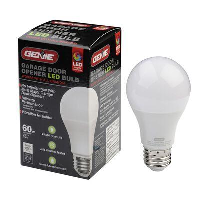 Genie LED Utility Bulb 10 watts 800 lumens 3000 K A19 E26 1 pk 60 watts equivalency