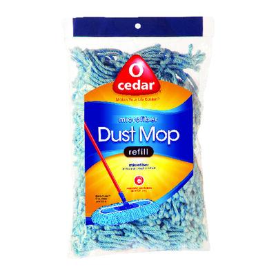 O-Cedar 11.16 x 6.95 Mop Refill Microfiber 1 pk
