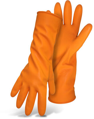 W/P Glove Chemical HD L Orange