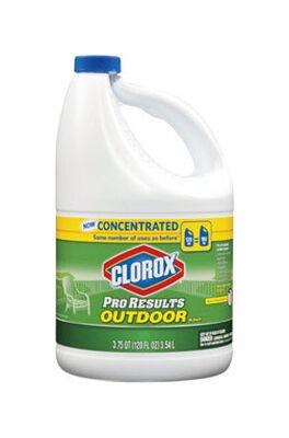 Clorox Outdoor Liquid Bleach 120 oz.
