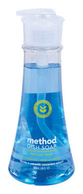 Method 18 oz. Sea Mineral Scent Liquid Dish Soap