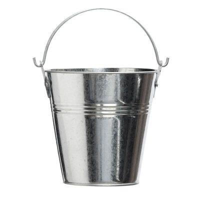 Traeger Steel Grease Bucket 6 in. H x 6 in. W x 6-1/2 in. D