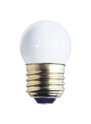 Westinghouse 7.5 watts S11 Incandescent Bulb 39 lumens White Speciality 1 pk