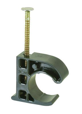 Sioux Chief Plastic Tubing Hanger Talon Clamp 1/2 in.