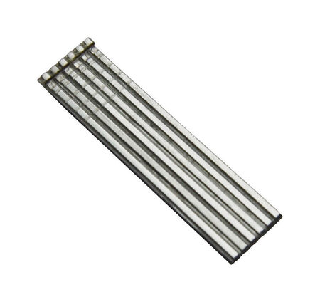 Grip-Rite 1-1/2 in. L 16 Ga. Electrogalvanized Straight Finish Nails 2 500 pc.