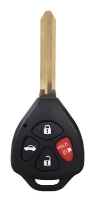 DURACELL Advanced Remote Automotive Replacement Key Toyota GQ4-29T 4-Button G Chip Remote Head K