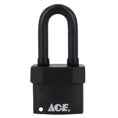 Ace 1-3/4 in. Double Locking Steel Padlock