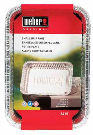 Weber Aluminum Drip Pan