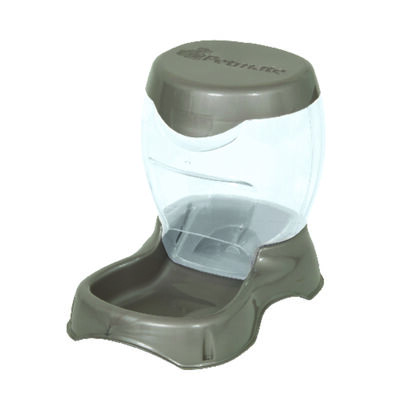 Petmate PVC 1.4 lb. Pet Gravity Feeder