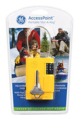 GE Portable Stor-a-Key with Cable