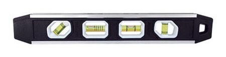 Johnson Aluminum Torpedo Level 12 in. L