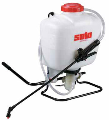 Solo Backpack Sprayer 4 gal.