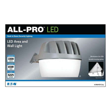 Light Area LED w/ Photocell