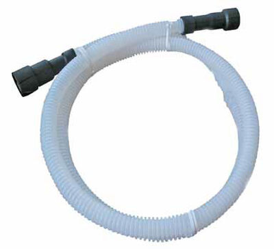 Ultra Dynamic Products 5/8 to 1 in. Dia. x 3/4 in. Dia. x 6 ft. L Dishwasher Discharge Hose Plasti