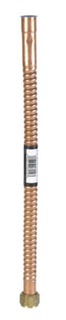 Copper Flex 3/4 in. NOM FSE x 3/4 in. Dia. 18 in. Copper Water Connector