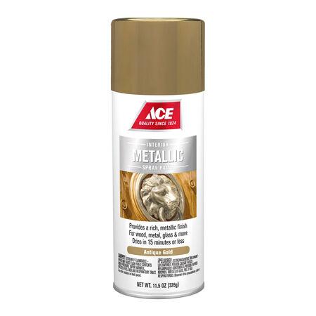 Ace Antique Gold Spray Paint 11.5 oz.