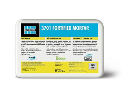 3701 Fortified Mortar Bed