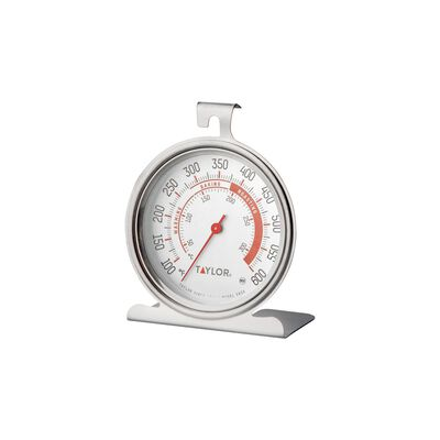 Taylor Analog Classic Oven Thermometer 100 To 600