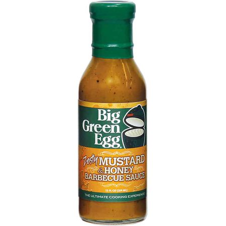 Big Green Egg BBQ Sauce- Zesty Must&Hone