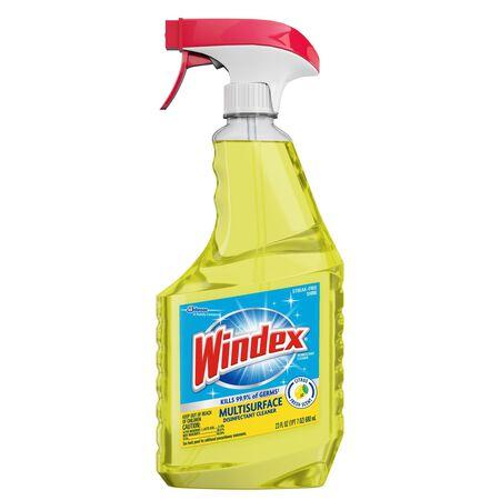 Windex Multi-Surface Cleaner 23 oz. Liquid