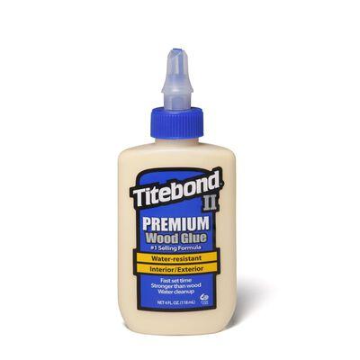Titebond II Premuim Wood Glue 4 oz.