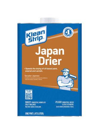 Klean Strip Japan Drier Drying Accelerant 1 pt.
