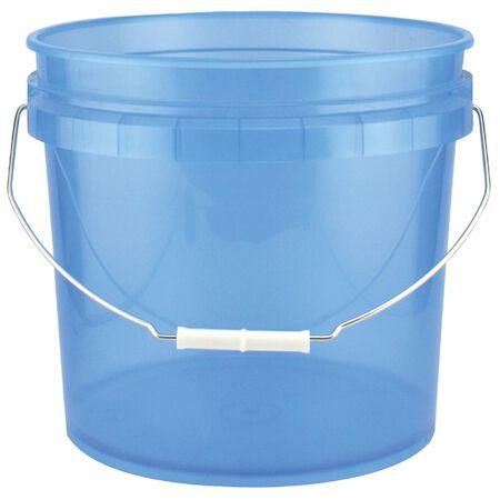 Leaktite Plastic Bucket 3.5 gal. Blue