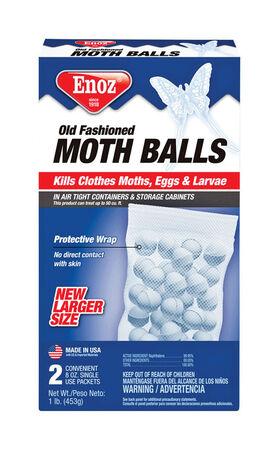 Enoz Balls Moth Repellent 1 lb.