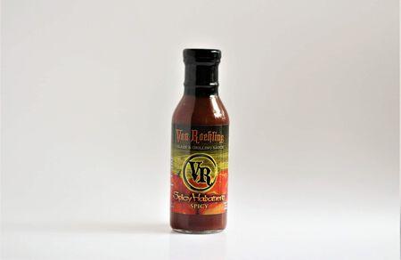 Van Roehling Spicy Habanero Sauce